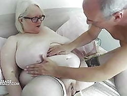 Oiled porn tube - hot wife sex